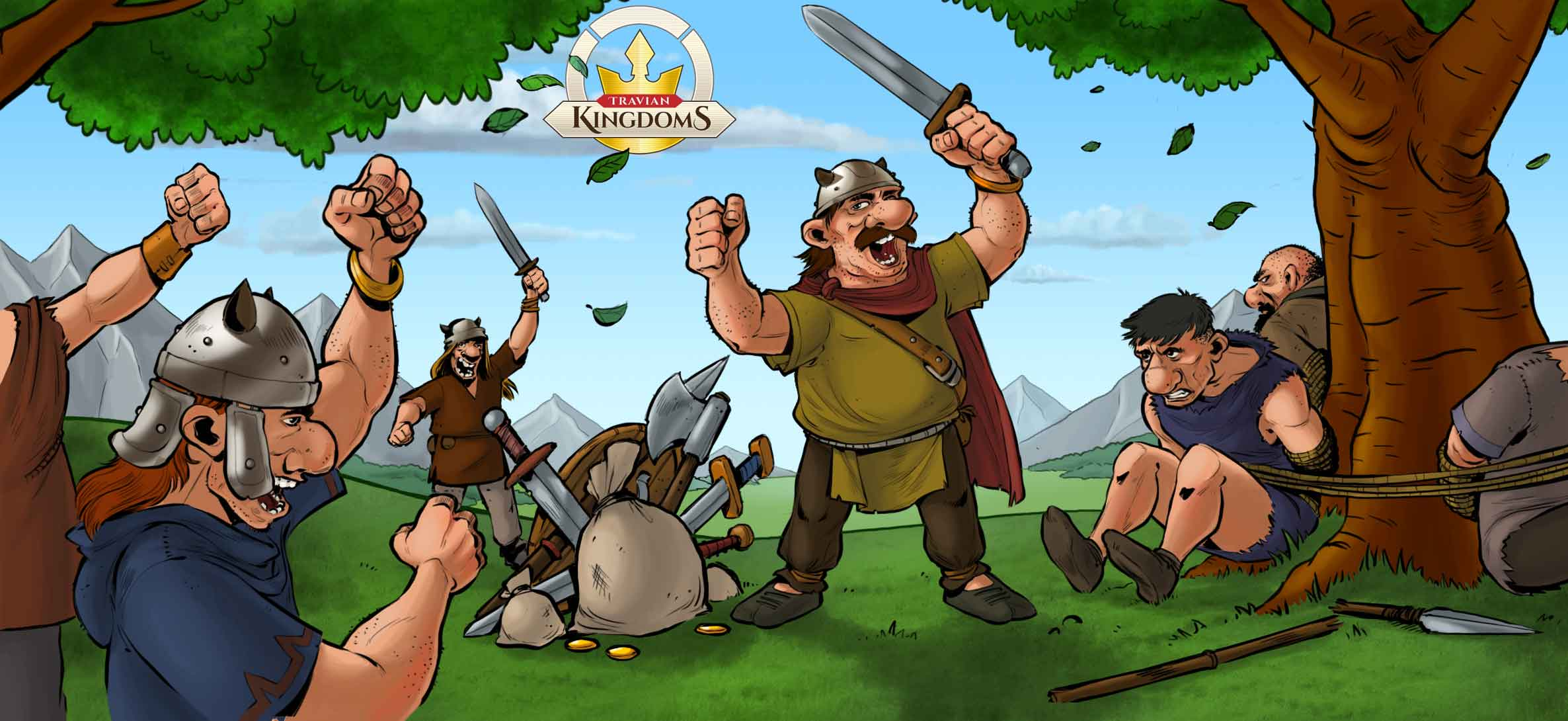 Many Travian Kingdoms game worlds just started! - General
