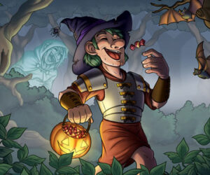 Halloween Hunt 2020 – Trick and Treat