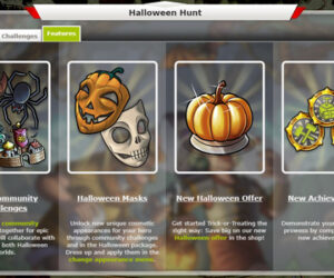 Are you ready for the Halloween Hunt?