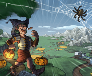 Trick or Treat – Teamwork counts